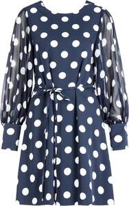 Sukienka Marella w stylu casual mini rozkloszowana
