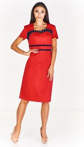 Sukienka Fokus z bawełny