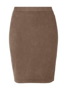 Brązowa spódnica Montego