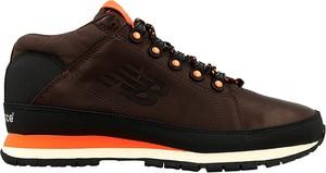 Czarne buty trekkingowe new balance