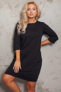 Sukienka Royalfashion.pl mini z długim rękawem
