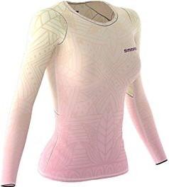 Bluzka Smmash w sportowym stylu z tkaniny