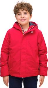 Czerwona kurtka dziecięca K-Way