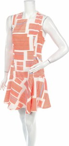 Sukienka Esley z okrągłym dekoltem mini