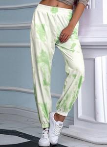 Spodnie Cikelly z bawełny