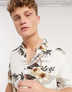 Koszula New Look z krótkim rękawem z klasycznym kołnierzykiem