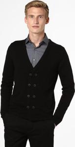Czarny sweter Finshley & Harding