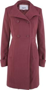 Różowy płaszcz bonprix bpc bonprix collection