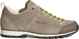 Buty trekkingowe Dolomite w sportowym stylu z zamszu