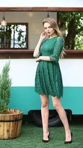 Sukienka Justmelove z długim rękawem mini