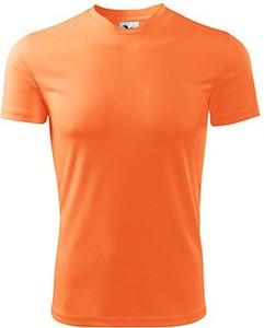 Pomarańczowa koszulka dziecięca Adler