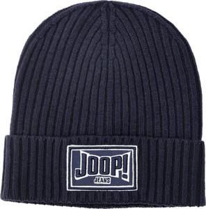 Niebieska czapka Joop! Jeans