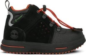 Buty dziecięce zimowe Timberland sznurowane