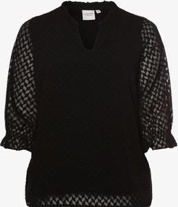 Bluzka Junarose z dekoltem w kształcie litery v