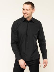 Czarna koszula Hugo Boss