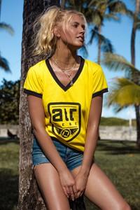 T-shirt Atr Wear z krótkim rękawem