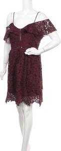 Sukienka Romeo & Juliet z krótkim rękawem mini