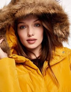 Żółta kurtka Diverse