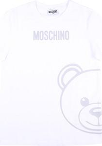 Koszulka dziecięca Moschino z krótkim rękawem