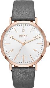 Zegarek DKNY - Minetta NY2652 Gray/Rose Gold