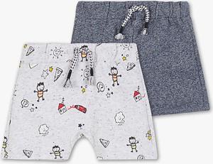 Spodenki dziecięce Baby Club dla chłopców z bawełny