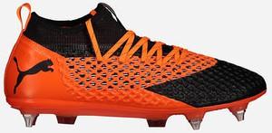 Pomarańczowe buty sportowe Puma