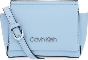 Torebka Calvin Klein średnia w stylu casual