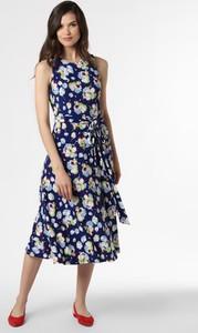 Sukienka Ralph Lauren z okrągłym dekoltem bez rękawów