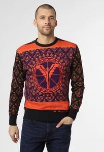 Czarna bluza Carlo Colucci w młodzieżowym stylu