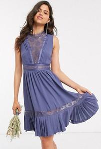 Sukienka Little Mistress bez rękawów