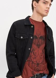 T-shirt House z krótkim rękawem z nadrukiem