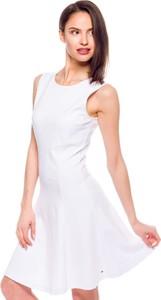 Sukienka Hilfiger Denim bez rękawów rozkloszowana w stylu casual