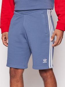 Spodenki Adidas z dresówki
