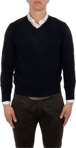 Niebieski sweter Altea w stylu casual