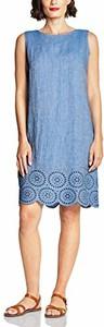 Sukienka amazon.de z okrągłym dekoltem bez rękawów mini