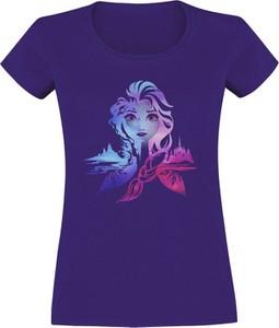 T-shirt Emp z okrągłym dekoltem z bawełny