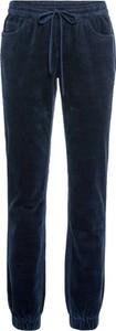 Niebieskie spodnie bonprix John Baner JEANSWEAR