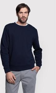 Granatowa bluza Vistula w stylu casual