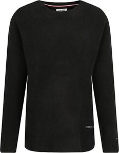 Czarny sweter Tommy Jeans w stylu casual