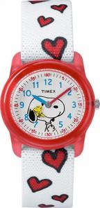 Zegarek Timex TW2R41600 Kids Peantus Snoopy