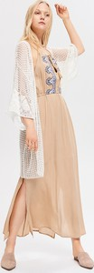 Sukienka Reserved z dekoltem halter