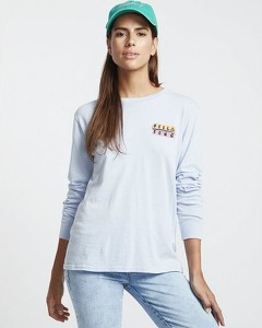 Koszulka z długim rękawem Billabong z długim rękawem