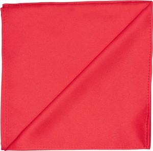 Czerwona poszetka Lavard