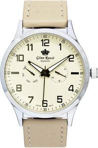 Gino Rossi MOTIRO E10856A-3B1 zegarek męski Exclusive PUDEŁKO