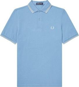 Koszulka polo Fred Perry w stylu casual z krótkim rękawem