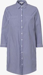 Niebieska koszula Marie Lund