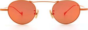 Pomarańczowe okulary damskie Eyepetizer