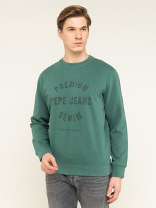 Zielona bluza Pepe Jeans