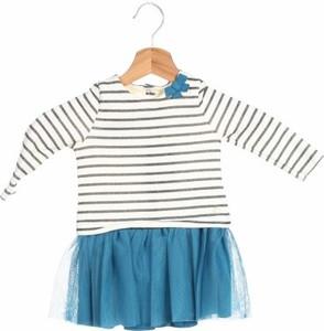 Sukienka dziewczęca Petit bateau w paseczki