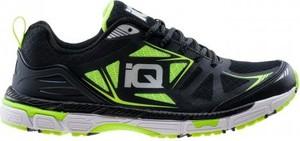 Buty sportowe sklepiguana w sportowym stylu ze skóry sznurowane